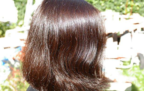 Decoloration cheveux qui abime pas
