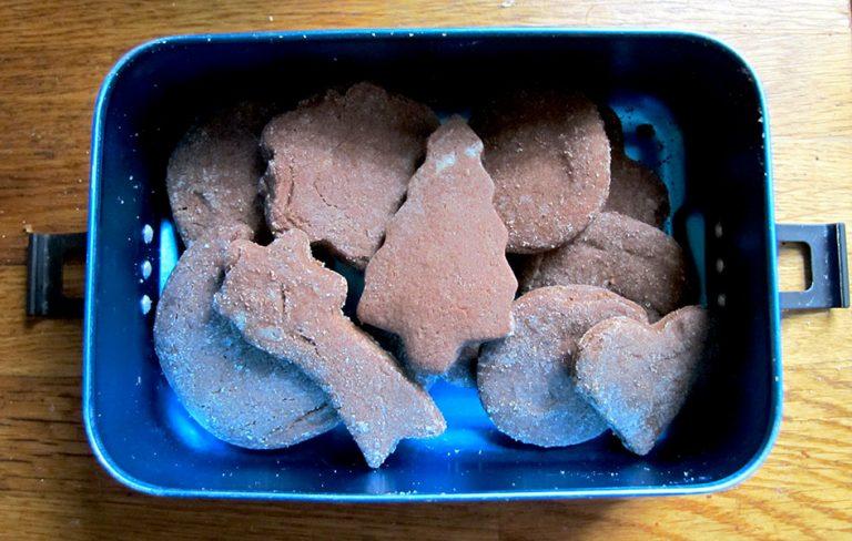 Sablés wegan au chocolat