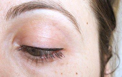 Eyeliner et mascara bio