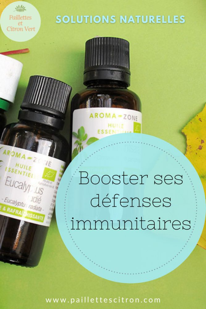 Booster ses défenses immunitaires