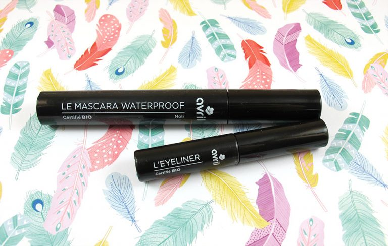 Mascara et Eyeliner Bio Avril