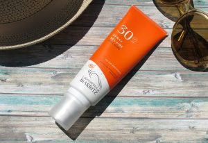 Crème solaire bio
