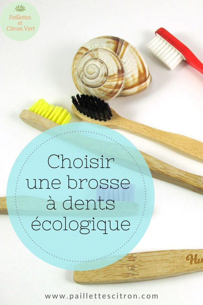 Choisir une brosse à dents écologique