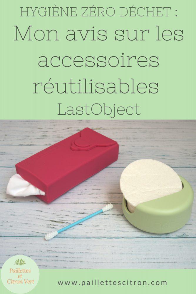 Accessoires réutilisables LastObject