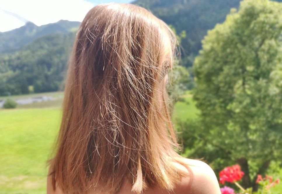 été : protéger ses cheveux