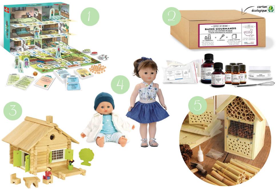 Idées cadeaux de Noël éthiques pour enfants