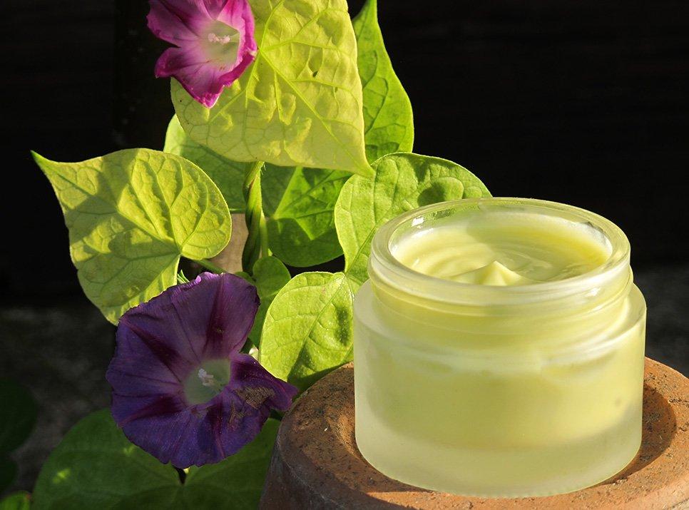 Crème corporelle nourrissante maison