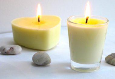 DIY Bougies parfumées