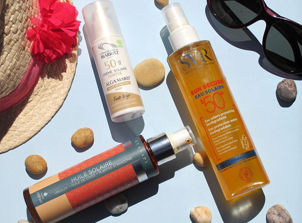 Soleil : Préparer et protéger sa peau