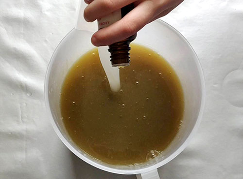 lessive au savon noir